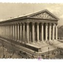Postales: PARIS. N. 11. EGLISE DE LA MADELEINE. CHANTAL. Lote 12730951