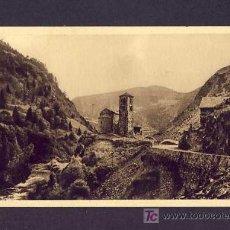 Postales: POSTAL D' ANDORRA: CAPELLA DE SANT JOAN DE CASELLES (ARTS GRAPHIQUES NUM.633). Lote 7417041
