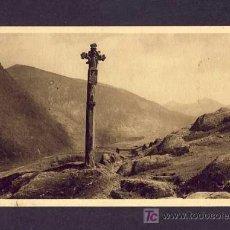 Postales: POSTAL D' ANDORRA: LA CREU DE MERITXELL (ARTS GRAPHIQUES NUM.634). Lote 7417058