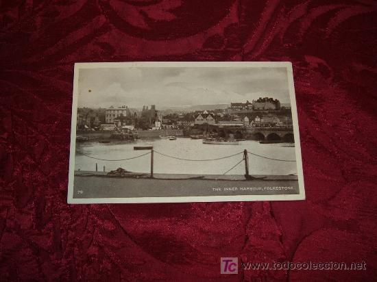 THE INNER HARBOUR FOLKESTONE (Postales - Postales Extranjero - Europa)