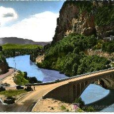 Postales: PONT DE LA BALME- ANTIGUA - CIRCULADA 1960. Lote 26274455