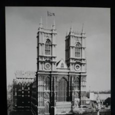 Postales: ABADIA WESTMINISTER ABBEY. LONDON. SIN CIRCULAR. Lote 8812686