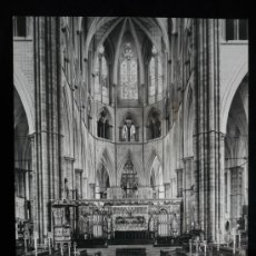 Postales: WESTMINSTER ABBEY. LONDON. Lote 8812708