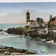 Postales: COSTA DO SOL, 137. FAROL DE SANTAMARTA, EM CASCAIS. EDICAO TORRES. FARO. ESCRITA, SIN CIRCULAR. Lote 26429544