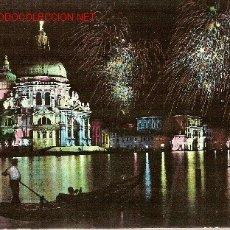 Postales: POSTAL DE VENECIA, ITALIA. AÑOS 70.. Lote 20262171
