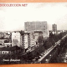 Postales: POSTAL DE MILANO - CORSO SEMPIONE - CIRCULADA CON FECHA AÑO 1958 Y SELLO. Lote 1974240