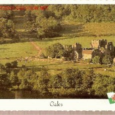 Postales: GALES. CASTILLO TÍPICO.. Lote 23068031