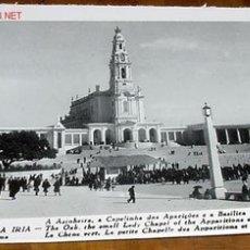 Postales: ANTIGUA POSTAL DE COVA DA IRIA - PORTUGAL - FATIMA - ED. LOTY - NO CIRCULADA.. Lote 2543655