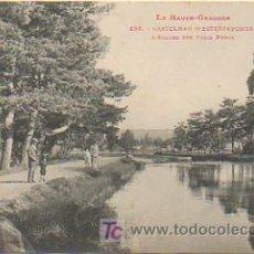 Postales: LA HAUTE - GARONNE. CASTELNAU D'ESTRETEFONDS. L'ECLUSE DES TROIS PONTS. . Lote 10303776