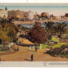 Postales: CARTE POSTALE 107 CANNES LES JARDINS VUE PRISE DU CASINO C.A.P.. Lote 10312855