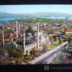 Postales: TURKIA. AÑOS 70 SIN CIRCULAR. ISTAMBUL STA SOFIA.. Lote 10508427