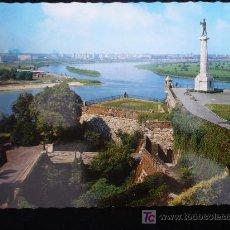 Postales: YUGOSLAVIA. BELGRADO SIN CIRCULAR. AÑOS 70 . Lote 10508942