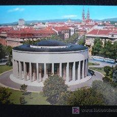 Postales: YUGOSLAVIA. SIN CIRCULAR. AÑOS 70 ZAGREB.. Lote 10508973