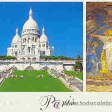 Postales: PARIS - SACRE-COEUR. Lote 10555388