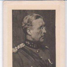 Postales: TARJETA MÁXIMA : LE ROI ALBERT I - BELGICA. 1946. ED PORTRAITS OFFICIELS. Lote 10894244