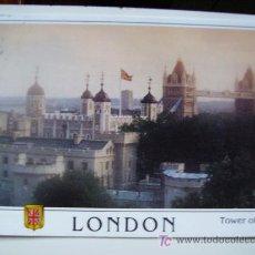 Postales: LONDRES, TORRE DE LONDRES. Lote 11116068