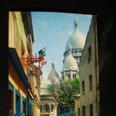 Postales: PARIS, LA BASILIQUE DU SACRE-COEUR. Lote 11248781