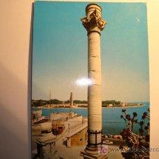 Postales: BRINDISI , COLONNE ROMENE, ITALIA. Lote 11640061