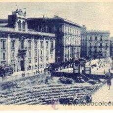 Postales: Nº 1361 POSTAL CATANIA ITALIA TEATRO GRECO . Lote 11789990