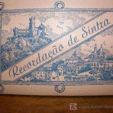 Postales: RECUERDO DE SINTRA. Lote 27564341