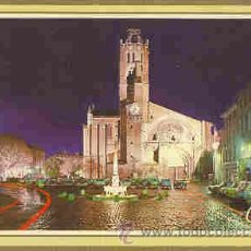 Postales: TOULOUSE (FRANCIA) - LA CATHEDRALE ST. ETIENNE. Lote 36038542