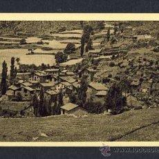 Postales: POSTAL D' ANDORRA: POBLET DE LES BONS (ED.ARTS GRAFIQUES NUM.636). Lote 12087843