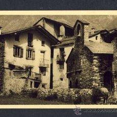 Postales: POSTAL D' ANDORRA: POBLET DE LA MOSQUERA (ED.ARTS GRAFIQUES NUM.637). Lote 12087898