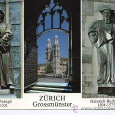 Postales: ZURICH (SUIZA) . Lote 12248927