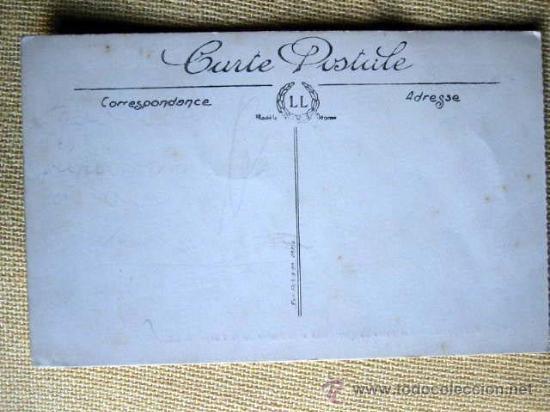 Postales: 67 BIARRITZ - LES BAINS DU PORT VIEUX ET LE ROCHER DE LA VIERGE. No circulada - Foto 2 - 15305443