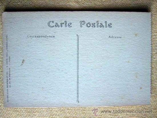 Postales: 2940 PARIS - LAVENUE DU BOIS-DE-BOULOGNE. ND. No circulada - Foto 2 - 23476293