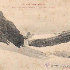 Postales: POSTAL - LA FAUSSE BRÊCHE (CIRQUE DE GAVARNIE) - LES HAUTES-PYRÉNÉES. Lote 12856160