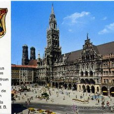 Postales: MUNICH-MONACO (ALEMANIA )+ POSTALES Y MUCHO + EN MI TIENDA. Lote 12935301