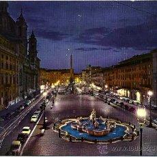 Postales: PLAZA NUEVA (ROMA )+ POSTALES Y MUCHO + EN MI TIENDA. Lote 12935309