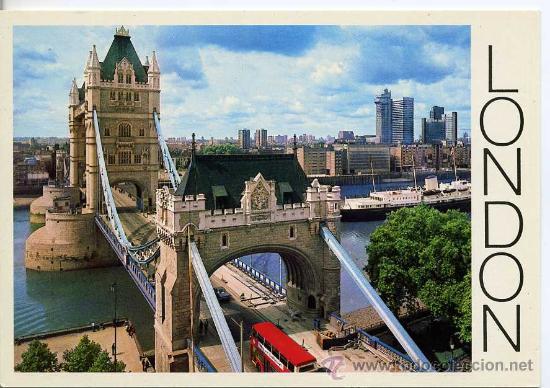 ( LONDON )+ POSTALES Y MUCHO + EN MI TIENDA (Postales - Postales Extranjero - Europa)
