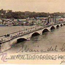 Postales: POSTAL DE BAYONNE -LE PONT SAINT ESPRIT -1905. Lote 13484603