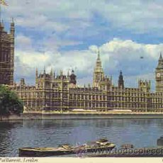 Postales: LONDON - THE HOUSES OF PARLIAMENT. Lote 13842776