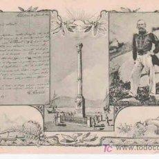 Postales: ANTIGUA POSTAL : ITALIA - PRIMER CENTENARIO DEL NACIMIENTO DE GARIBALDI. 1907. Lote 13973619