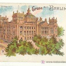 Postales: GRUSS AUS BERLIN - TARJETA POSTAL BERLIN. Lote 14080348