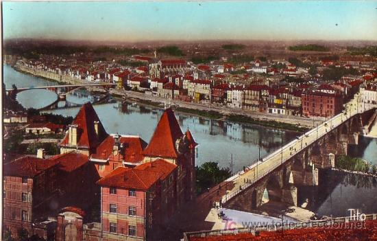 MONTAUBAN - VUE GENERALE - EDITIONS TITO (Postales - Postales Extranjero - Europa)