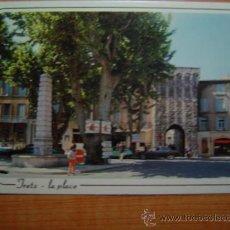 Postales: POSTAL TRET (B.DU.RH.) HAUTE VALLEE DE L´ARC LA PLACE CIRCULADA . Lote 14333557