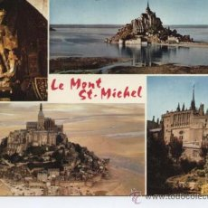 Postales: MONT SAINT MICHEL (FRANCIA). Lote 14809775