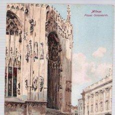 Postales: MILANO.- PIAZZA CAMPOSANTO.. Lote 14894033