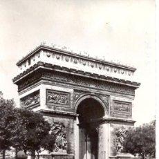 Postales: POST 96 - POSTAL CIRCULADA CON SELLOS - 361 PARIS - L´ARC DE TRIOMPHE DE L´ETOILE (CON VEHÍCULOS). Lote 15032150