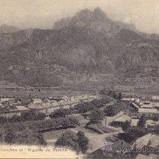 Postales: POST 90 - POSTAL FECHADA 1918 - J.J 6915 SALLANCHES EF L´AIGUILLE DE VARENS . JULIEN FRERES PHO. Lote 27623518