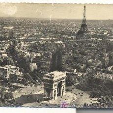 Postales: ANTIGUA POSTAL DE PARIS AÑOS 50. Lote 17014613