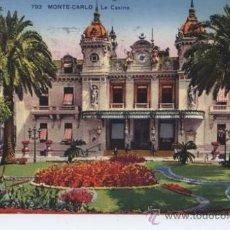 Postales: MONTE CARLO ++ EL CASINO. Lote 263060265