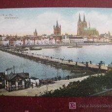 Postales: COLN A. RH. GESAMT-ANSICHT. Lote 15797721