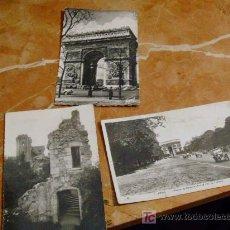 Postales: 3 POSTALES DE FRANCIA,AÑOS 60,CIRCULADAS.. Lote 16235228