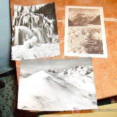 Postales: 3 POSTALES DE FRANCIA,AÑOS 60,CIRCULADAS.. Lote 16321860