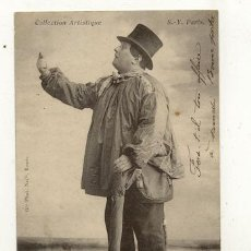 Postales: ANTIGUA CARTA POSTAL // COLLECTION ARTISTIQUE - PARIS . Lote 23725016
